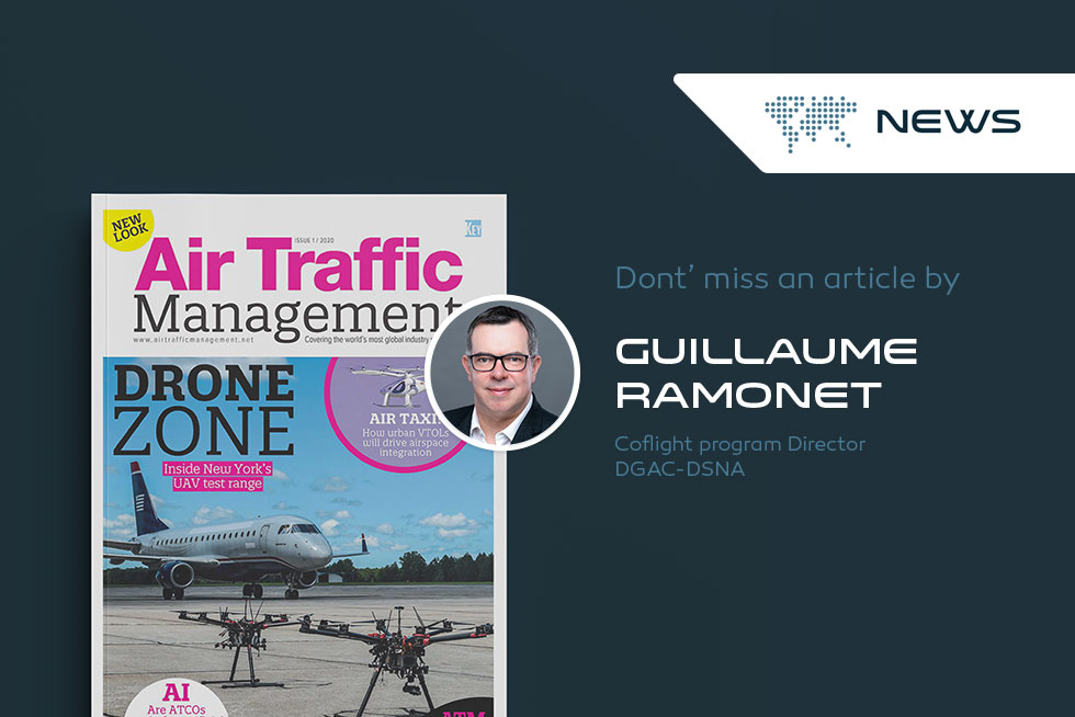 CCS featured in air traffic management mag!