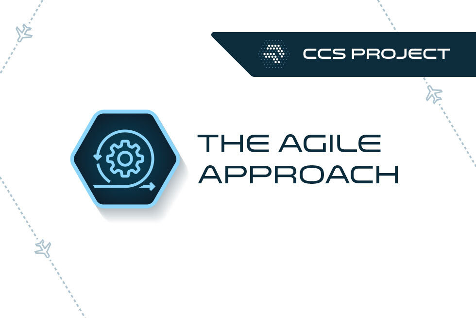 The AGiLE approach at CCS: work optimization and team empowerment