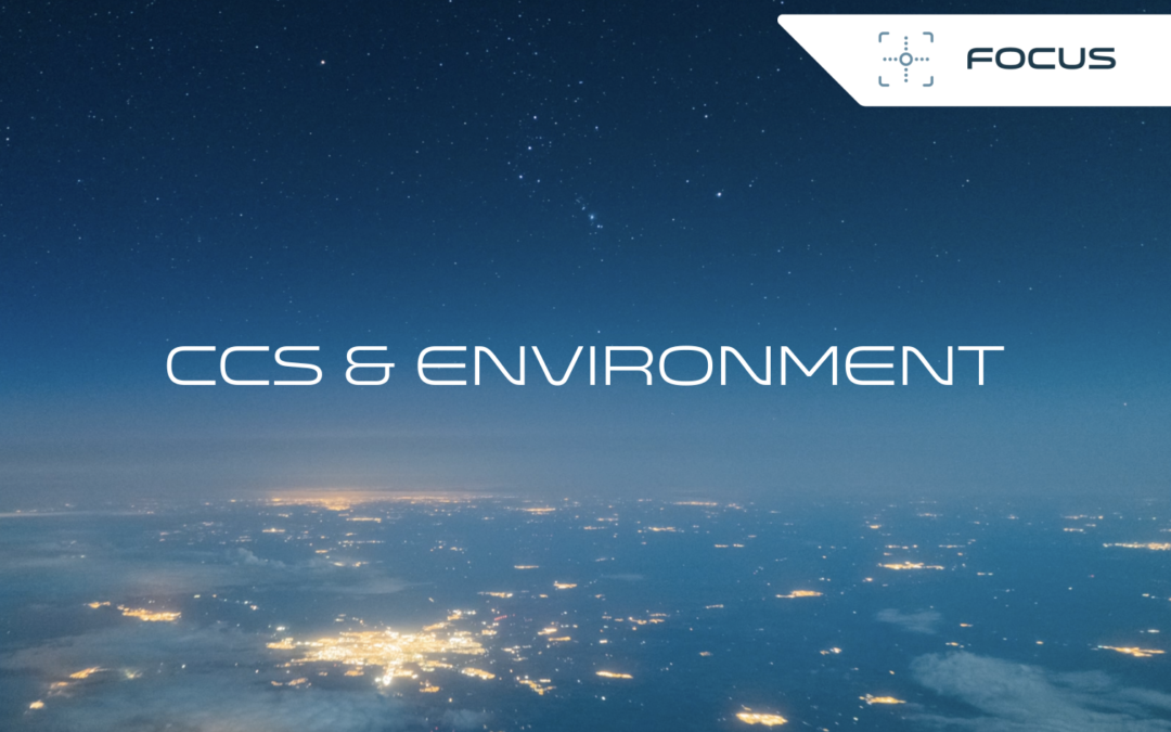 CCS: working to limit the environmental footprint of aviation
