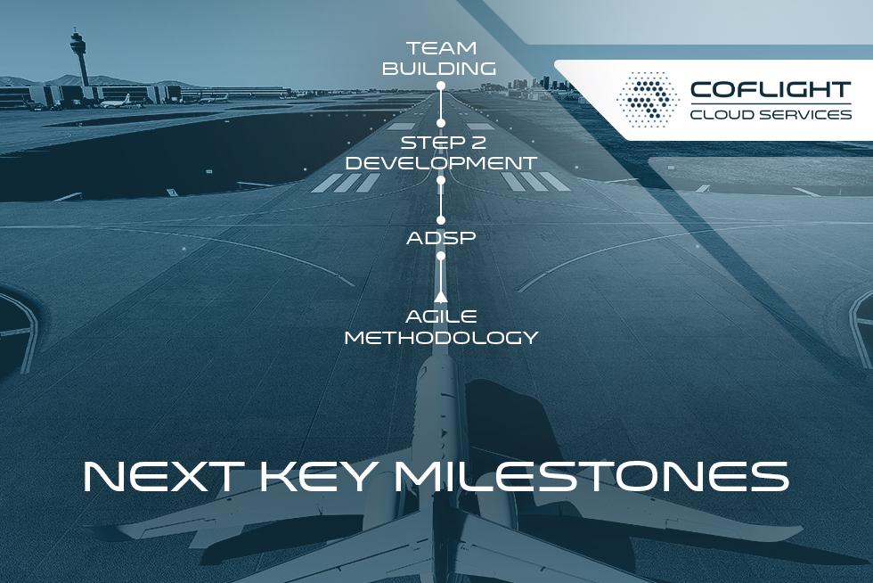 Step 2 development, ADSP, team building: key milestones for CCS teams